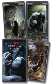 The Vampire Tarot of the Eternal Night Kit