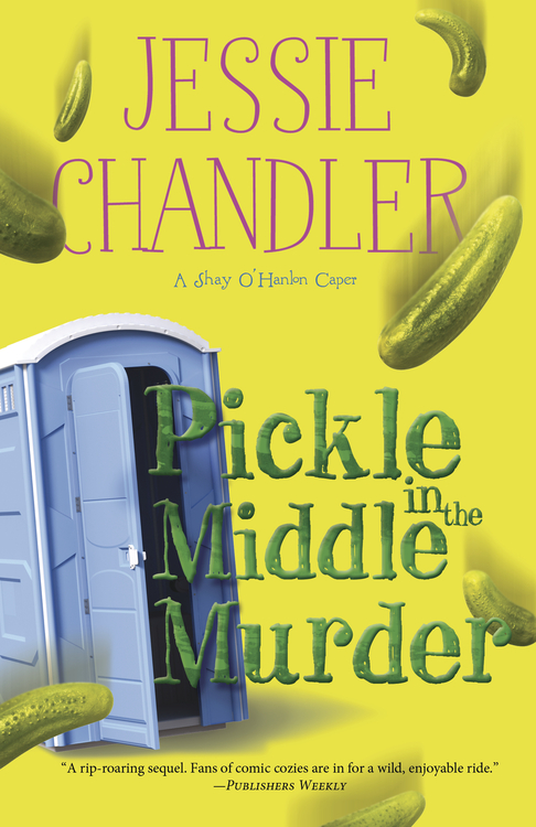 Pickle in the Middle Murder