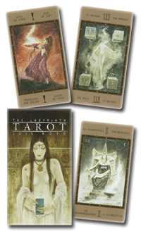The Labyrinth Tarot