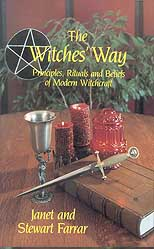 Witches' Way by Janet & Stewart Farrrar