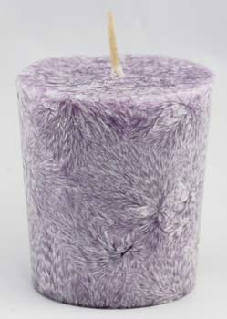 Lavender Palm Oil Votive Candle