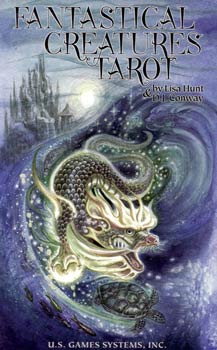 Fantastical Creatures Tarot by D J Conway