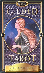 Gilded Tarot (deck & book) by Marchetti / Moore