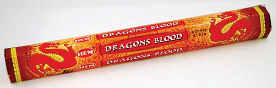 Dragon's Blood HEM Stick Incense 20gms