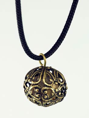 Necklaces the official witch shoppe online shopping your wiccan amber resin necklace aloadofball