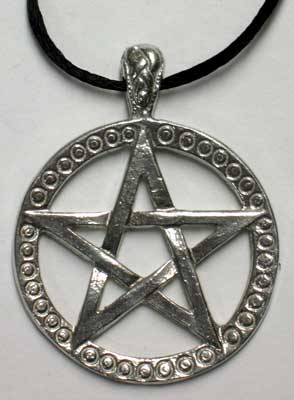 Large Upright Pentacle