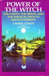 Power of The Witch by Laurie Cabot - Autographed