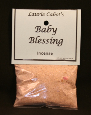 Baby Blessing Incense by Laurie Cabot