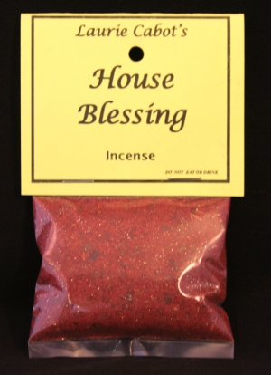 House Blessing Incense by Laurie Cabot