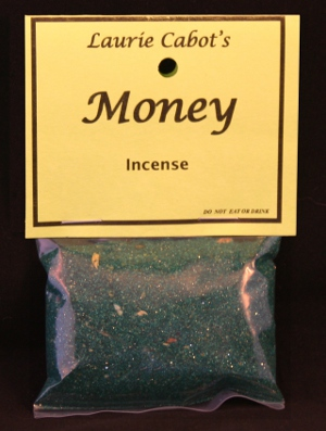 Money Incense by Laurie Cabot
