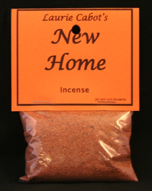 New Home Incense by Laurie Cabot