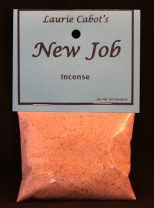 New Job Incense by Laurie Cabot