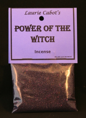 Power of The Witch Incense by Laurie Cabot