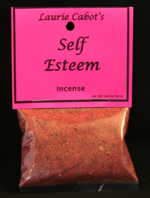 Self Esteem Incense by Laurie Cabot
