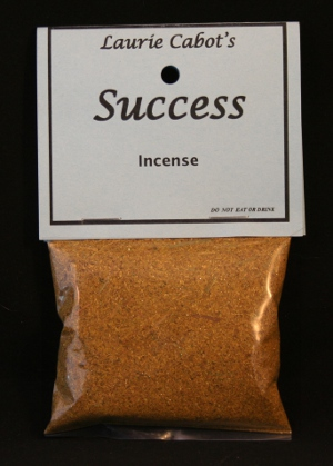 Success Incense by Laurie Cabot