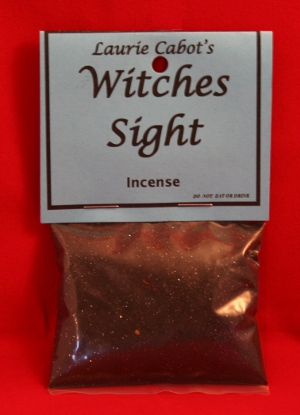 Witch's Sight Incense by Laurie Cabot