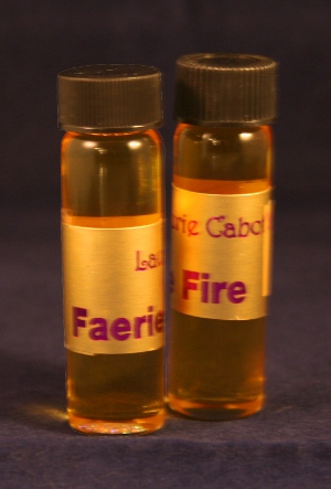 Faerie Fire Potion by Laurie Cabot