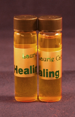 Healing Potion by Laurie Cabot