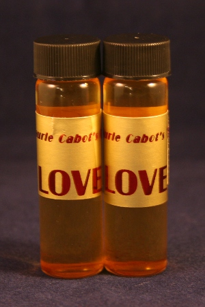 Love Potion by Laurie Cabot