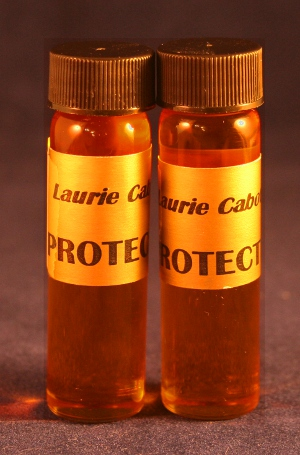Protection Potion by Laurie Cabot