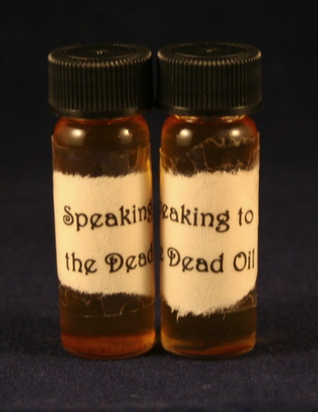 Speaking to The Dead Potion by Laurie Cabot