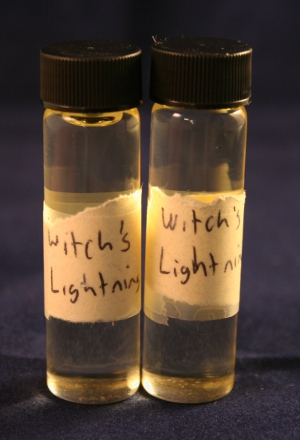 Witch's Lightning Potion