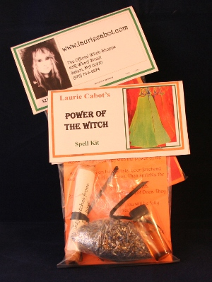 Power of The Witch Spell Kit by Laurie Cabot