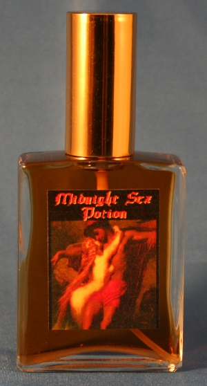 Midnight Sex Perfume by Laurie Cabot