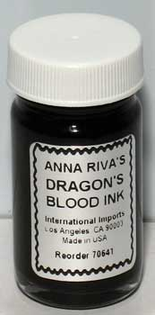 Dragon's Blood Ink 1oz