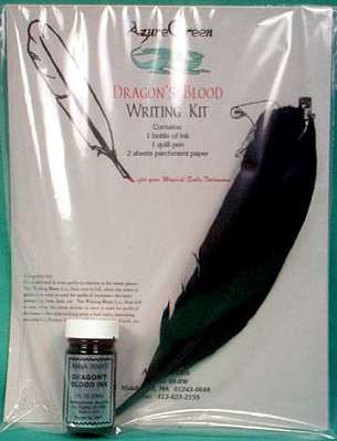 Dragon's Blood Writing Kit