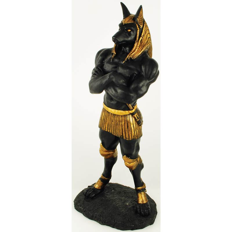 Proud Anubis Statue [SA540] - $53 95 : The Official Witch